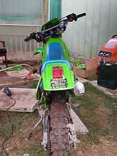 2 Kawasaki kdx200 1 for parts Liverpool Liverpool Area Preview