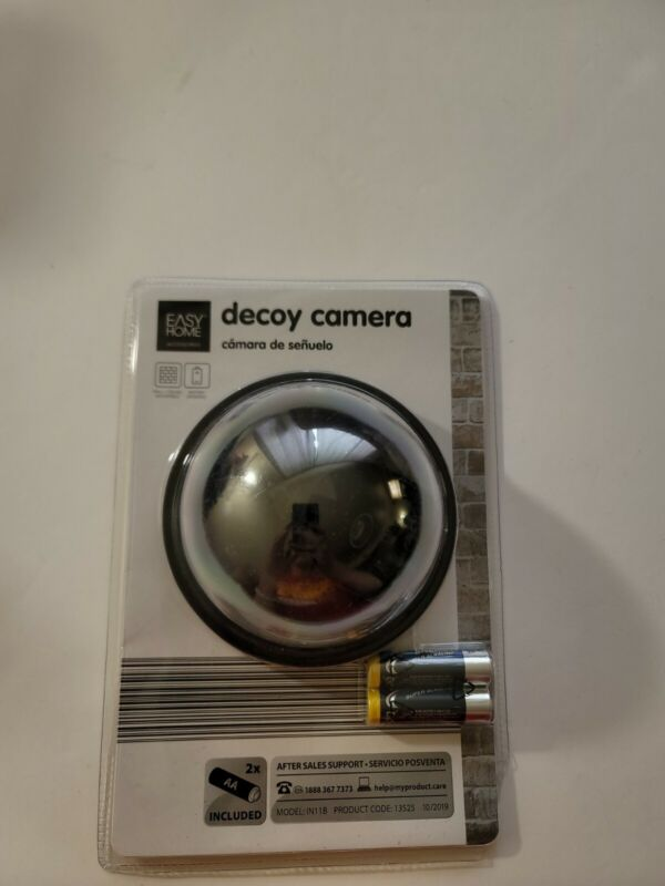 Easy Home Accessories Decoy Camera Battery Operated Blinking Light