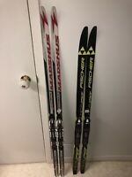 Classic XC skis for kids
