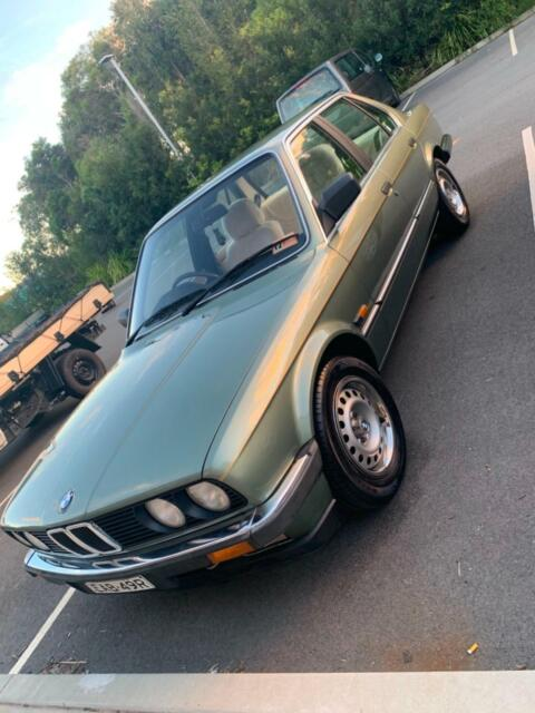 Immaculate 1985 Bmw E30 323i Automatic Sedan Cars Vans Utes