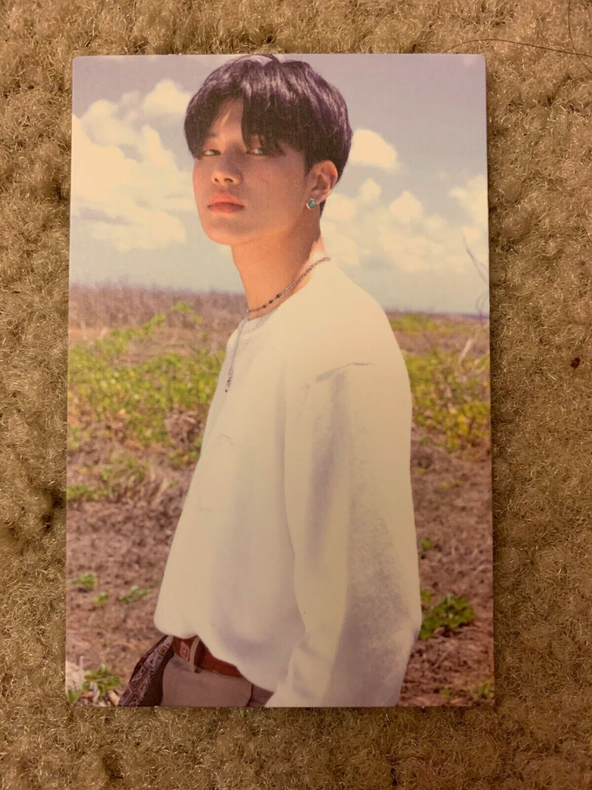***UPDATED***ATEEZ One To All Treasure EP. 3 Photocards (DM for Stamp Shipping) Wooyoung Wave MMT