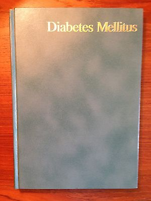 Diabetes Mellitus  Seventh Edition  Lilly 1967   Vintage Collector