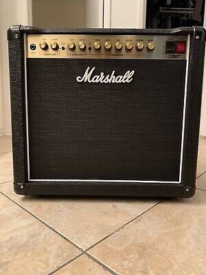 Marshall DSL20CR All-Tube 20 Watt Amplifier with Power Supply And Foot switch