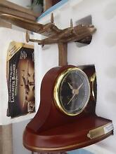 70th Anniversary LANCASTER BOMBER Mantle Piece CLOCK Sunshine West Brimbank Area Preview