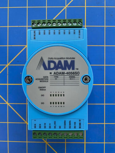 Advantech ADAM-4056SO, 12 Channel Source Type Isolated Digital Output Module