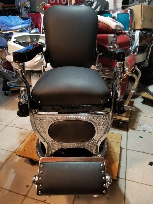 Theo Kochs Barber Chair