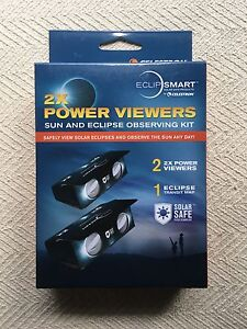 Eclipse viewers ( 2 pairs )
