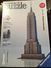 Ravensburger brand 3D Empire State Building Puzzle Melville Melville Area Preview