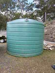Duraplas 13500lt rainwater tank Bonogin Gold Coast South Preview