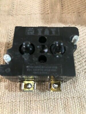 Eaton 10250T1 1 NO / 1 NC Contact Block **Free Shipping**