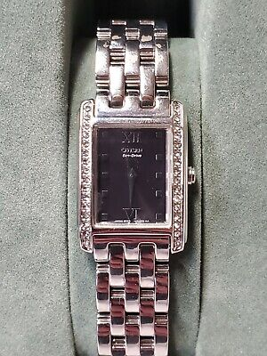 *BRAND NEW* Citizen Eco-Drive Ladies Diamond Watch - NOS