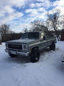 Wanted: 6.2 or 6.5 diesel truck