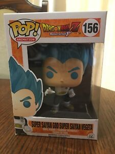 Super Saiyan God Super Saiyan Vegeta vinyl figure