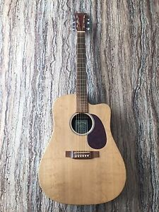 Martin DCX1E Acoustic-Electric Guitar ( price drop ) OBO