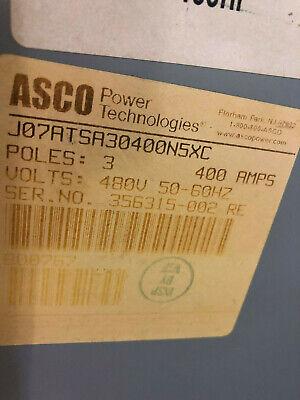 Asco Automatic Transfer Switch