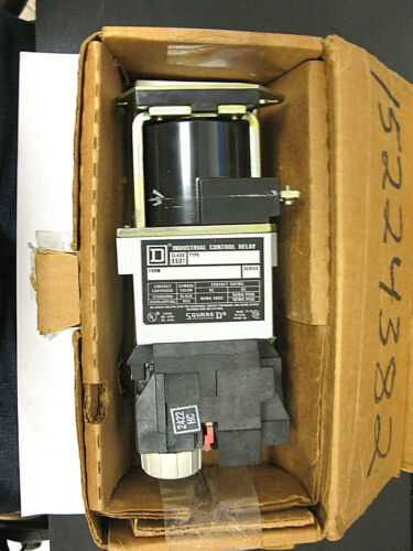 Square D Industrial Control Relay 8501XD020XTD1V66