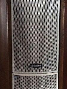 Speaker Microh