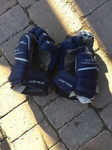 Bauer Vapor Gloves
