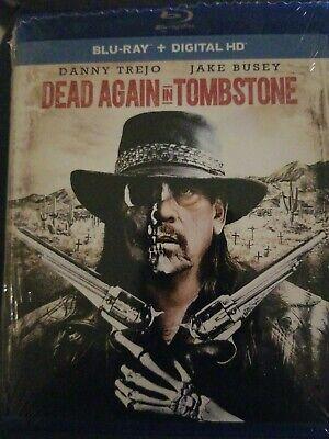 Dead Again in Tombstone (Blu-ray) Danny Trejo, Elysia Rotaru, Jake Busey