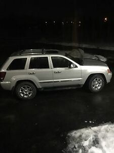 2008 Jeep Grand Cherokee Overland Diesel -Full Load