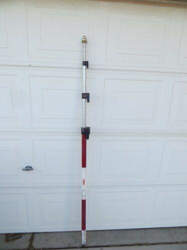 OMNI Products Measuring Surveying Pole Rod vintage