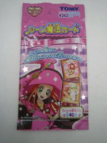 Anime Manga Sugar Sugar Rune Magic Card Blind Pack Japan Tomy Moyoco Anno Rare