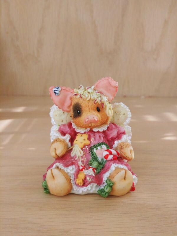"This Little Piggy Figurine ""Sugar Plump Fairy "" Enesco 1995"