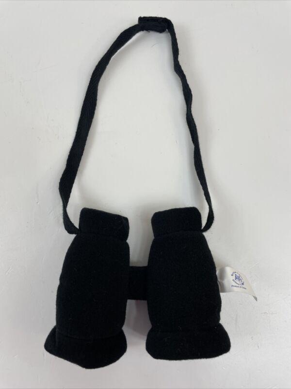Build A Bear Binoculars Black Plush