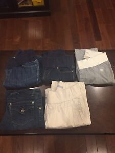 Maternity clothing lot-small/size 2