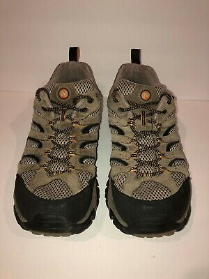 Merrell Moab Ventilator J86595W Hiking Trail Shoes Walnut Mens US 11.5  EUR 46 - Mens Moab Ventilator Hiking Shoe