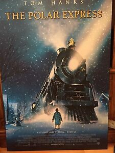Tom Hanks, the polar express