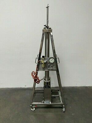 Ddn Process Hplc Preparative Column 140 Bar W Pump Gauge 2000 Psi
