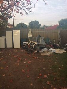 Free removal of scrap metal Dernancourt Tea Tree Gully Area Preview