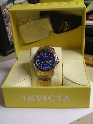 "New Invicta 44mm Pro Diver Swiss Made ""Master of the Ocean"" Quartz Men's Watch"