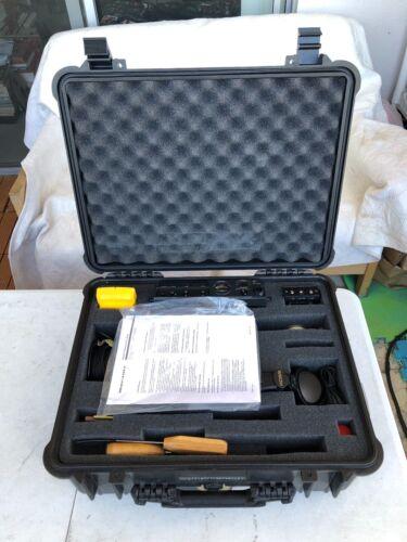 MARANTZ PMD 201 PORTABLE CASSETTE RECORDER WITH PELICAN CASE
