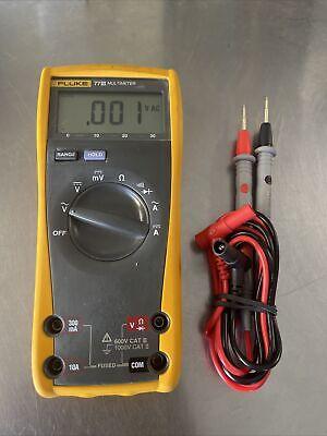 Fluke 77 Iii Digital Multimeter 77-3 Leads 77 Iii