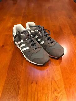 Adidas ZX750 Grey Brown US11