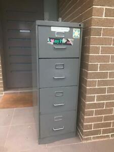 FREE filing cabinet Hornsby NSW