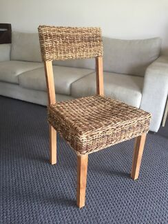 High Quality Wanted: Driftwood U0026 Wicker Dining Chairs Part 23