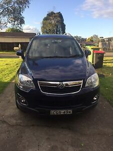 Excellent Holden Captiva Factory Warranty -Sunroof & Excellent Service Blacktown Blacktown Area Preview