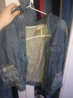 Denim River's jacket