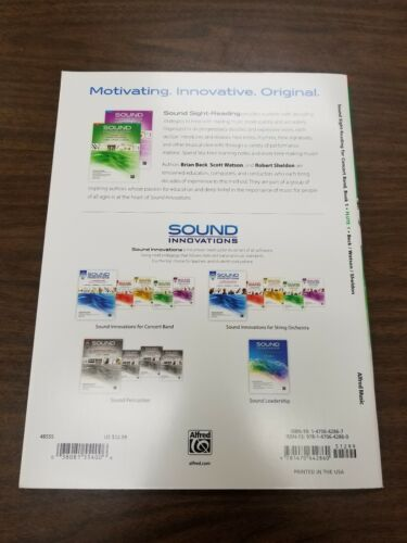 Alfred Publishing Sound Sight-Reading Book - Flute 1, Book 1