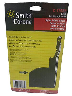New Smith Corona Typewriter Ribbon Cartridge 17657 - C17657 Type Iia Coronamatic