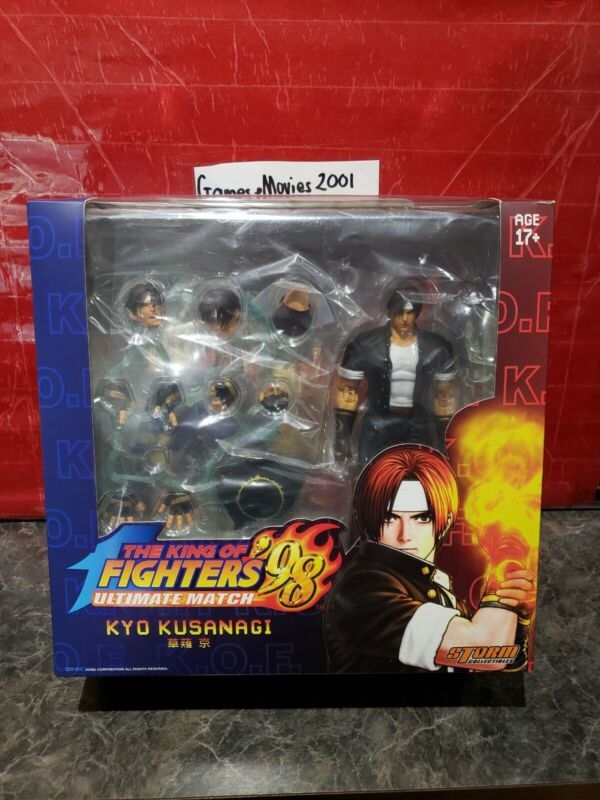 King Of Fighters Ultimate Match 1/12 Kyo Kusanagi Storm Collectibles