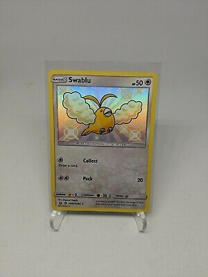 Hidden Fates Swablu sv42/sv94 Shiny Vault Pokemon Mint Pack Fresh