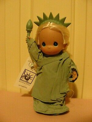 Precious Moments - Made Exclusively For The Statue Of Liberty Museum Store, 2014 - $12.99