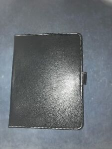 "Brand new faux leather 11"" tablet"