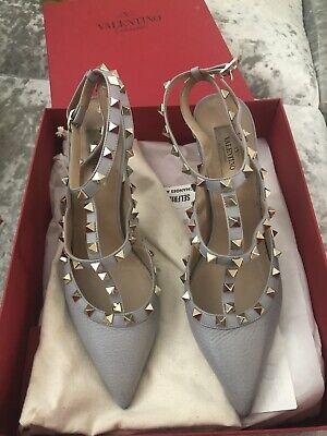 Usado, Grey Valentino Rockstud Heels comprar usado  Enviando para Brazil