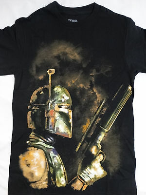 Han Solo Shirt (STAR WARS Boba Fett BOUNTY HUNTER T-SHIRT Dark Side JANGO FETT Han Solo)