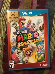 Super Mario 3D World for Wii